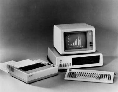 ibm pc Who invented the Computer