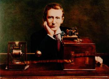 guglielmo marconi Who Invented Radio