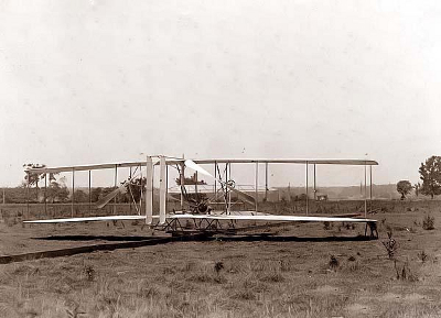 wright brothers airplane Who invented the Airplane
