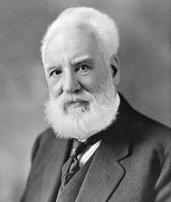 alexander graham bell Who Invented the Telephone