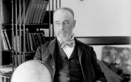 Asaph Hall Who Discovered Planet Mars