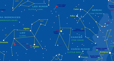 Constellations Who Discovered the Constellations