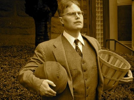Dr. James Naismith Who Invented Basketball