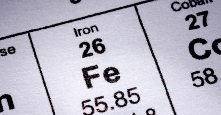 Iron Symbol Who Discovered Iron