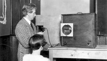 John Logie Baird Who Invented the Television