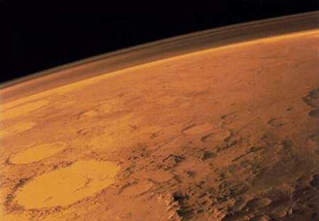 Mars Who Discovered Planet Mars