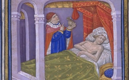 Medieval English Doctor Who Discovered Heart Disease