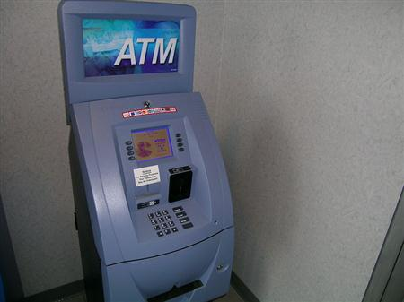ATM Machine Who Invented the ATM Machine