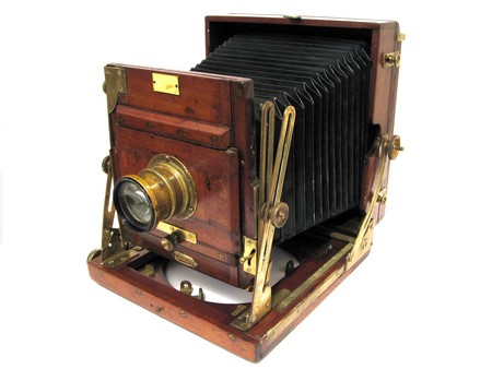 Old Camera Who Invented the Camera