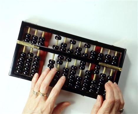 Abacus Who Invented the Abacus