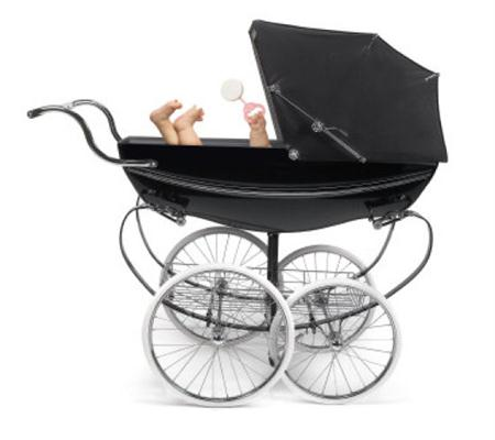 Who Invented Baby Carriage