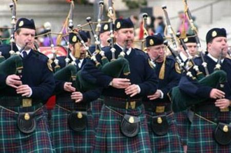 Who Invented Bagpipes